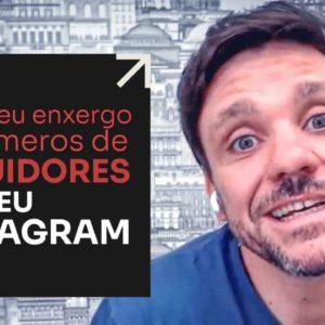 COMO EU ENXERGO OS NÚMEROS DE SEGUIDORES NO MEU INSTAGRAM | ERICO ROCHA