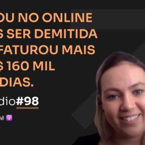 R$165 MIL NO NICHO DE RECURSOS HUMANOS C/ JOSEANE DOS SANTOS | PODCAST FAIXA MARROM #098