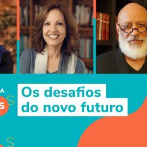 O novo futuro | Leila Ferreira, Luiz Felipe Pondé e Padre Fábio de Melo no Hotmart MASTERS