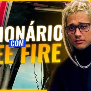 MILIONÁRIO COM FREE FIRE | EL GATO - Tiago Fonseca