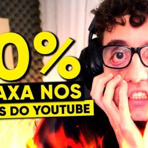 URGENTE: Você pode perder 30% da sua monetização com novas regras do YouTube