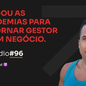 O EDUCADOR FÍSICO QUE FATUROU 6 EM 7 COM CURSO DE FENG SHUI C/JOMAR RAMALHO | #096