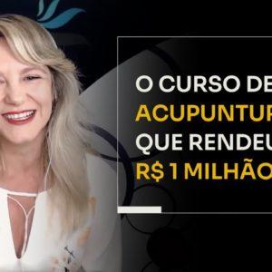 O CURSO DE ACUPUNTURA QUE RENDEU + DE 1 MILHÃO | ERICO ROCHA