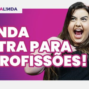 RENDA EXTRA PARA PROFESSORES, FOTÓGRAFOS, DESIGNERS, ENFERMEIROS E COPYWRITERS! #TEVIRALINDA