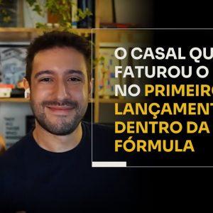 O CASAL QUE FATUROU O 6 EM 7 NO PRIMEIRO LANÇAMENTO DENTRO DA FÓRMULA | ERICO ROCHA
