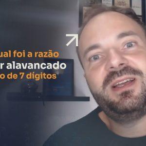 A CRISE ATUAL FOI A RAZÃO DE ELE TER ALAVANCADO UM NEGÓCIO DE 7 DÍGITOS | ERICO ROCHA