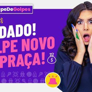 GOLPE COM PIX e outras 4 fraudes que ROUBAM SEU DINHEIRO - Assista para não cair! #MePoupeDeGolpes