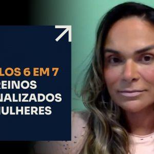 ELA FEZ MÚLTIPLOS 6 EM 7 COM TREINOS PERSONALIZADOS PARA MULHERES | ERICO ROCHA