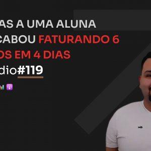 + DE 1 MILHÃO NO NICHO DE EDUCAÇÃO C/ DIOGO ROSENDO | PODCAST FAIXA MARROM #119
