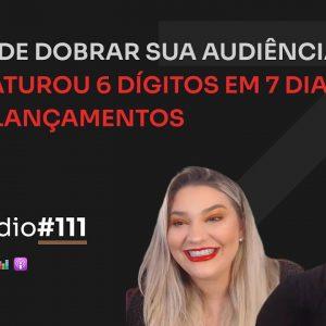 R$171.000 NO NICHO DE MAQUIAGEM C/ LÉO E MARÍLIA | PODCAST FAIXA MARROM #111