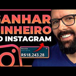 5 MANEIRAS DE GANHAR DINHEIRO NO INSTAGRAM