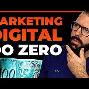 8 PASSOS p/ MARKETING DIGITAL DO ZERO