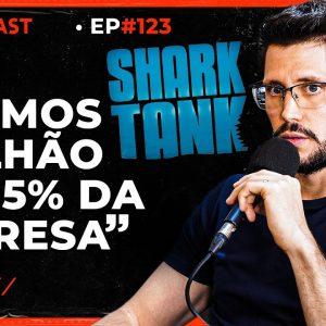 A EMPRESA RECUSADA NO SHARK TANK QUE DEU CERTO | PrimoCast 123