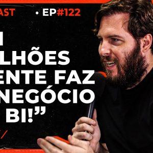 A IDEIA QUE PODE MUDAR O MERCADO DA COMÉDIA | PrimoCast 122