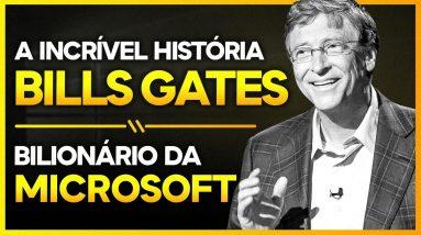 BILL GATES, A HISTÓRIA DO BILIONÁRIO DONO DA MICROSOFT