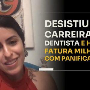 DESISTIU DA CARREIRA DE DENTISTA E HOJE FATURA MILHÕES COM PANIFICAÇÃO | ERICO ROCHA