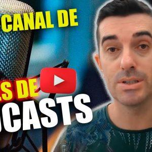 Como Ganhar dinheiro criando Canal de Cortes de Podcasts no Youtube