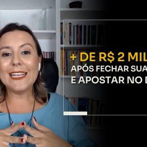 + DE R$ 2 MILHÕES APÓS FECHAR SUA ESCOLA E APOSTAR NO DIGITAL | ERICO ROCHA