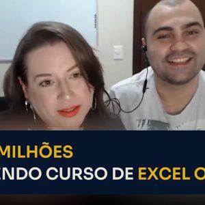 + DE R$ 2 MILHÕES VENDENDO CURSO DE EXCEL ONLINE | ERICO ROCHA