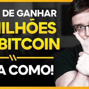 DEIXEI DE GANHAR 4 MILHÕES DE REAIS COM BITCOIN (Perdi dinheiro com Bitcoin)