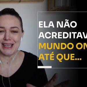 ELA NÃO ACREDITAVA NO MUNDO ONLINE ATÉ QUE... | ERICO ROCHA
