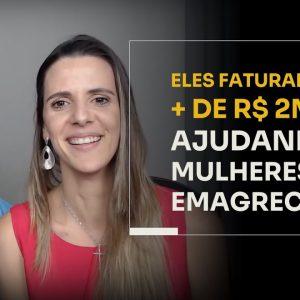 ELES FATURARAM + DE R$2 MM AJUDANDO MULHERES A EMAGRECER | ERICO ROCHA