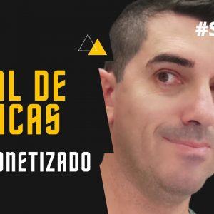 Ganhar dinheiro com Canal de Musicas NÃO MONETIZADO? #shorts Youtube