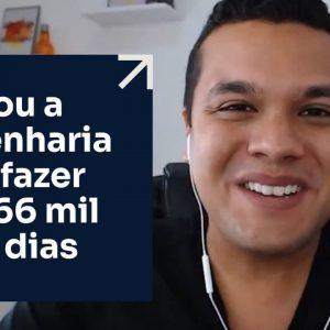 LARGOU A ENGENHARIA PARA FAZER R$ 566 MIL EM 7 DIAS | ERICO ROCHA