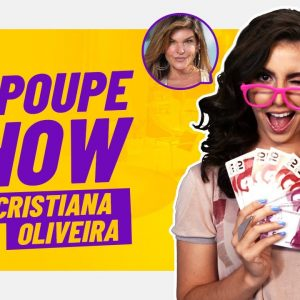 Me Poupe Show com CRISTIANA OLIVEIRA: episódio completo! #mepoupenaredetv