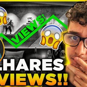 O passo a passo dos videos que fazem milhares de views no YouTube