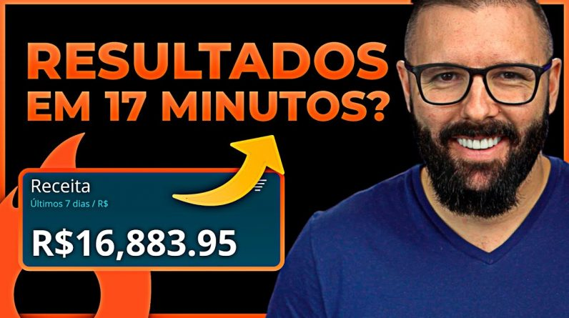 TÉCNICA P/ RESULTADOS IMEDIATOS NO MARKETING DIGITAL - Métodos Novos (Afiliado Hotmart Eduzz)