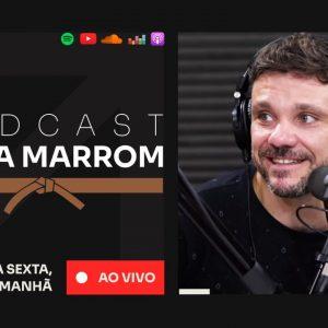 Podcast Faixa Marrom c/ Alexandre dos Santos e Priscila Rosa