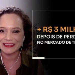 + R$ 3 MILHÕES DEPOIS DE PERDER A FÉ NO MERCADO DE TRABALHO | ERICO ROCHA
