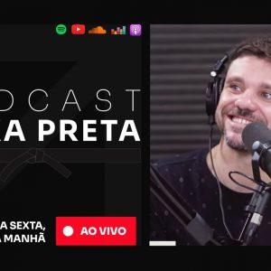R$ 3 MILHÕES NO NICHO DE PALESTRAS | PODCAST FAIXA PRETA AO VIVO