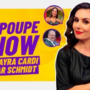 Me Poupe Show com Mayra Cardi e Oscar Schmidt: episódio completo! #mepoupenaredetv