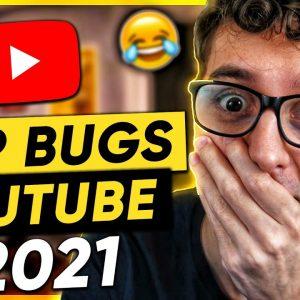 Top 3 Erros do Youtube em 2021 (até agora)