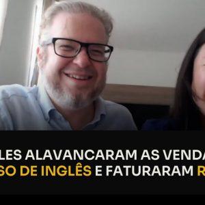 COMO ELES ALAVANCARAM AS VENDAS DO CURSO DE INGLÊS E FATURARAM R$110 MIL | ERICO ROCHA