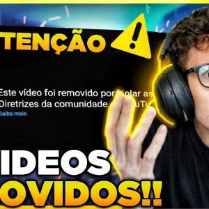 Youtube vai tomar medidas extremas (Pandemia)