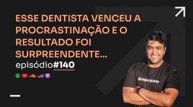 R$210 MIL NO NICHO DE ODONTOLOGIA C/ MARCUS LABOISSIERE | PODCAST FAIXA MARROM #140
