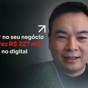 APÓS FALIR NO SEU NEGÓCIO FÍSICO ELE FEZ R$ 227 MIL EM 7 DIAS NO DIGITAL | ERICO ROCHA