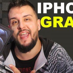 Como Ganhar iPhone de Graça - JEITO FACIL