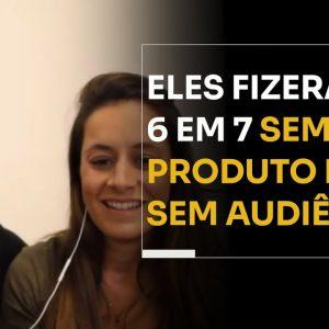 ELES FIZERAM 6 EM 7 SEM PRODUTO E SEM AUDIÊNCIA | ERICO ROCHA