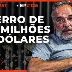 EX-TESOUREIRO CONTA O ERRO DE 500 MILHÕES DE DÓLARES | PrimoCast 125