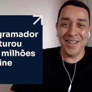 O PROGRAMADOR QUE FATUROU R$ 9.6 MILHÕES NO ONLINE | ERICO ROCHA