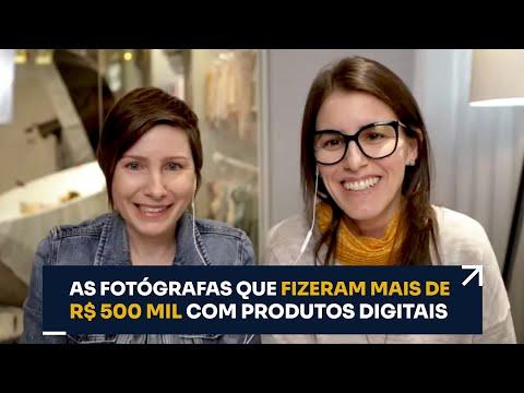 AS FOTÓGRAFAS QUE FIZERAM MAIS DE R$500 MIL COM PRODUTOS DIGITAIS | ERICO ROCHA