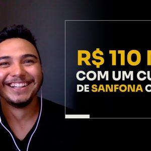 R$ 110 MIL COM UM CURSO DE SANFONA ONLINE | ERICO ROCHA