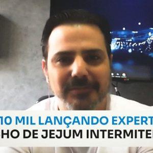 R$110 MIL LANÇANDO EXPERT NO NICHO DE JEJUM INTERMITENTE | ERICO ROCHA