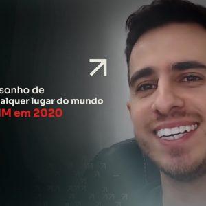 ELE REALIZOU O SONHO DE TRABALHAR DE QUALQUER LUGAR E FATUROU 4MM EM 2020 | ERICO ROCHA
