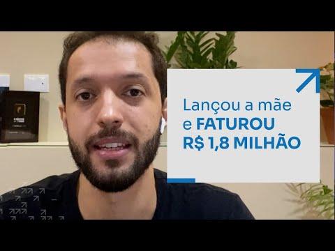 LANÇOU A MÃE E FATUROU R$1,8 MILHÃO | ERICO ROCHA