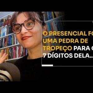 O PRESENCIAL FOI UMA PEDRA DE TROPEÇO PARA OS 7 DÍGITOS DELA... | ERICO ROCHA